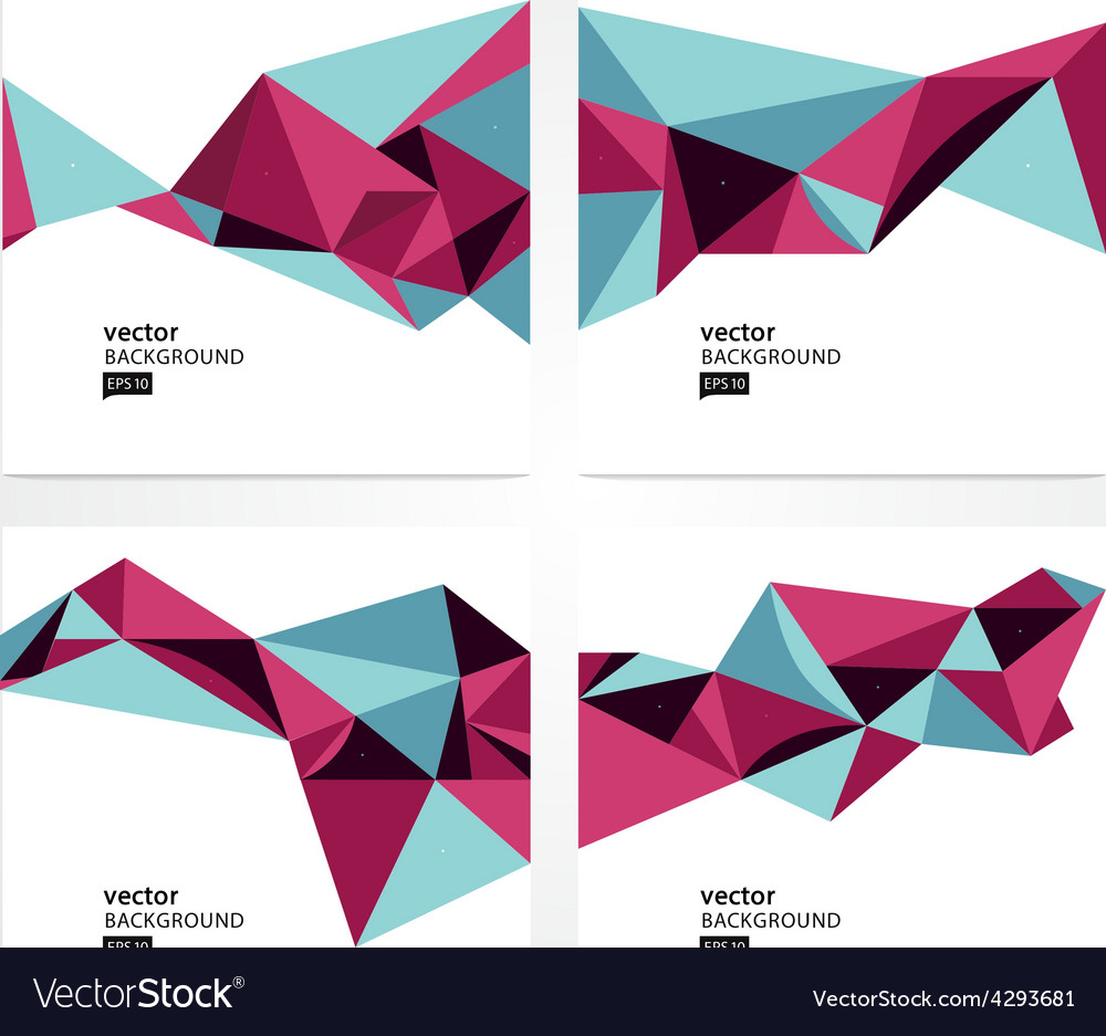 Background set vector | Price: 1 Credit (USD $1)