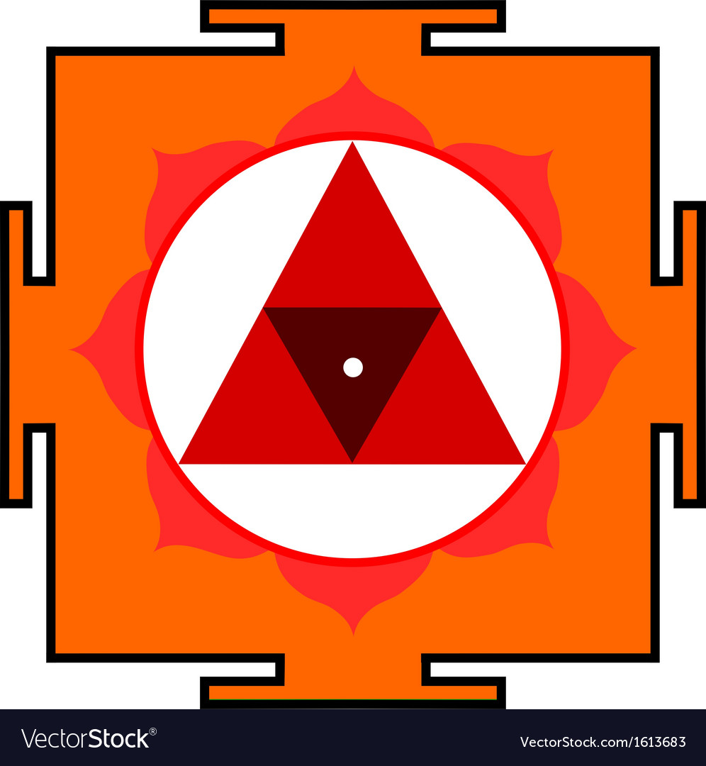 Chinnamasta yantra vector | Price: 1 Credit (USD $1)