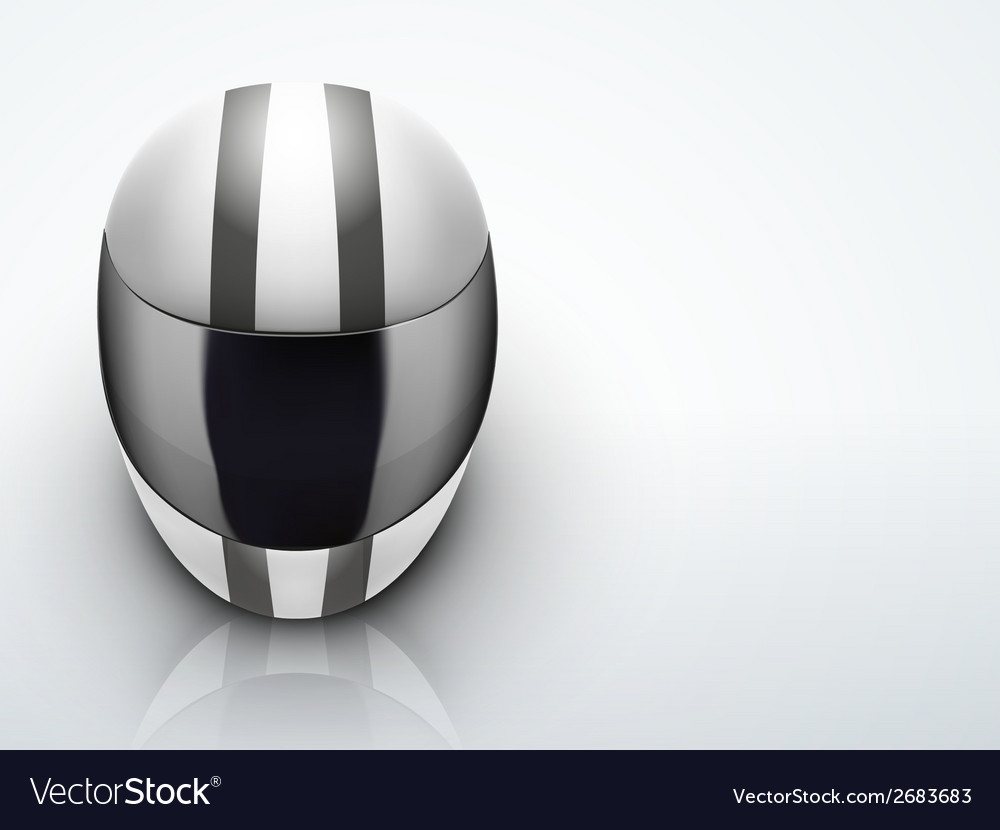 Light background high quality white motorcycle vector | Price: 1 Credit (USD $1)