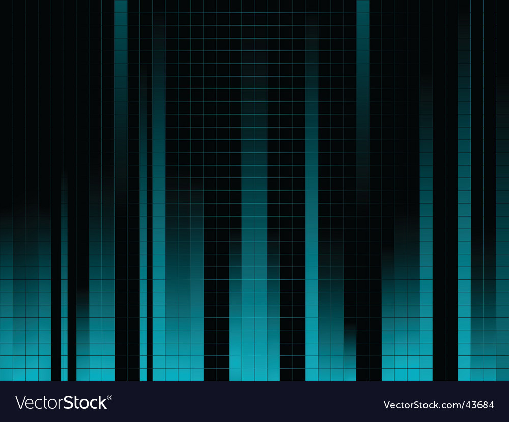 Abstract blue glow background vector | Price: 1 Credit (USD $1)