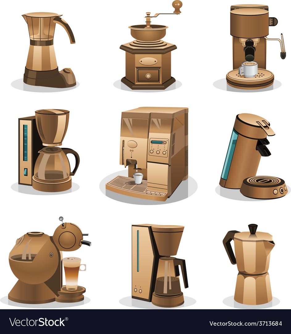 Coffee grinder vector | Price: 1 Credit (USD $1)