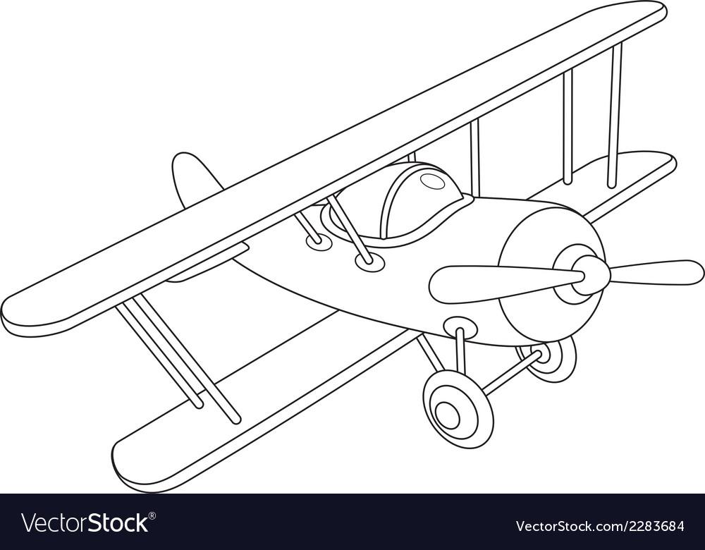 Plane vector