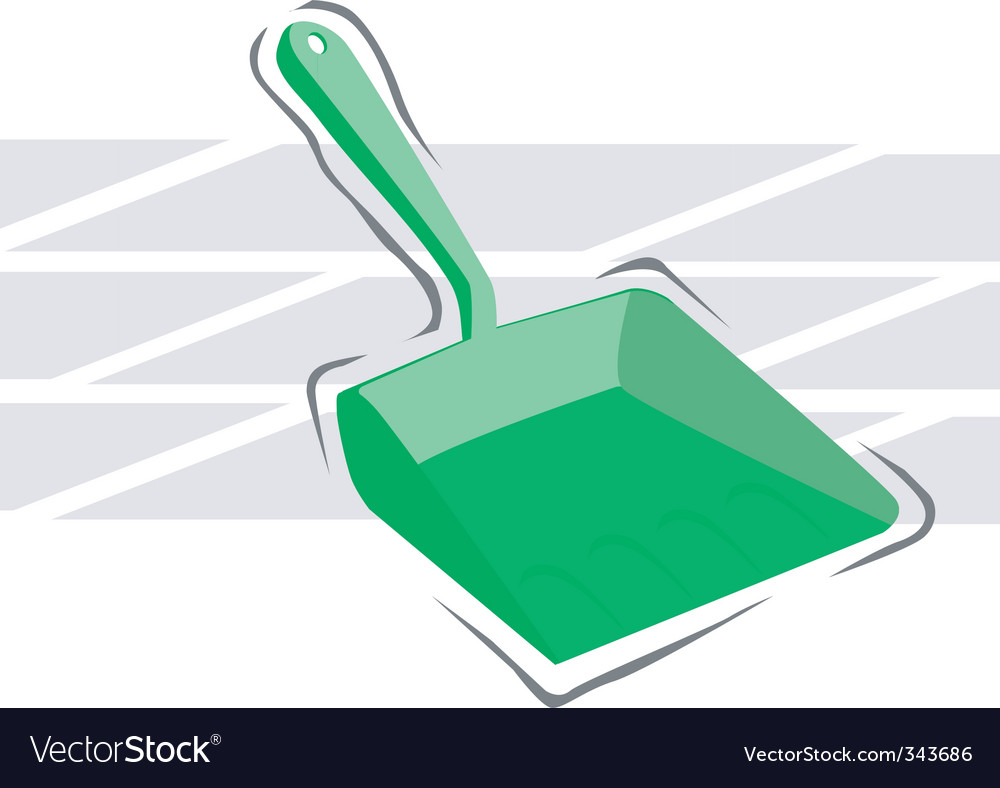 Dust tray vector | Price: 1 Credit (USD $1)