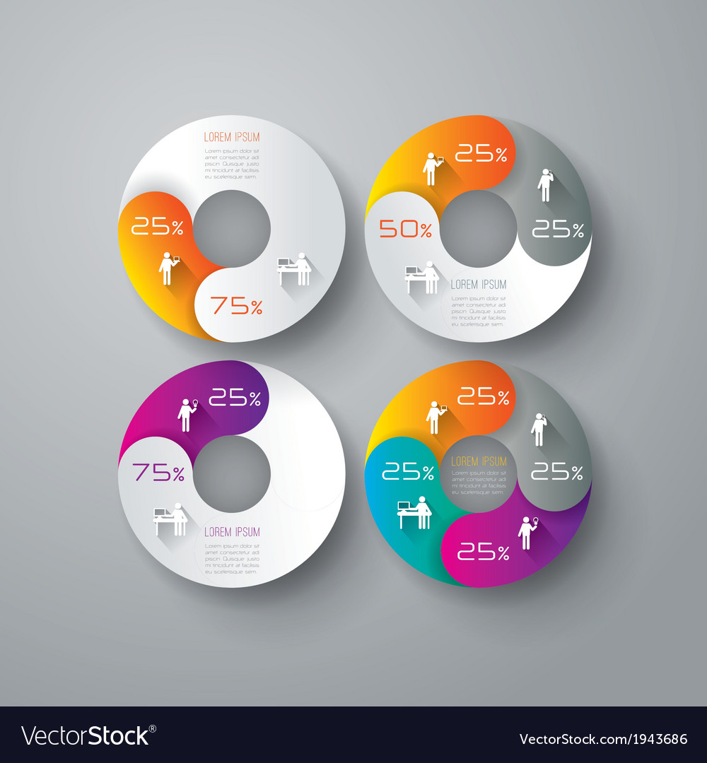 Infographics design vector | Price: 1 Credit (USD $1)
