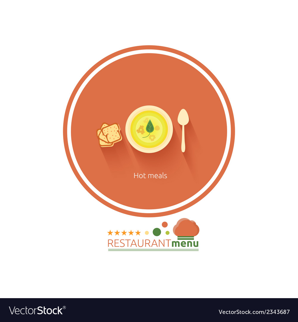 Restaurant menu designs vector | Price: 1 Credit (USD $1)