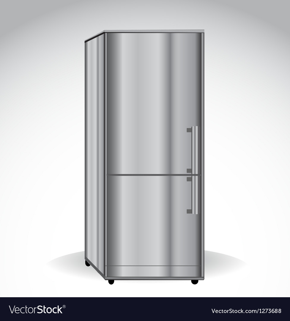 Fridge vector | Price: 1 Credit (USD $1)