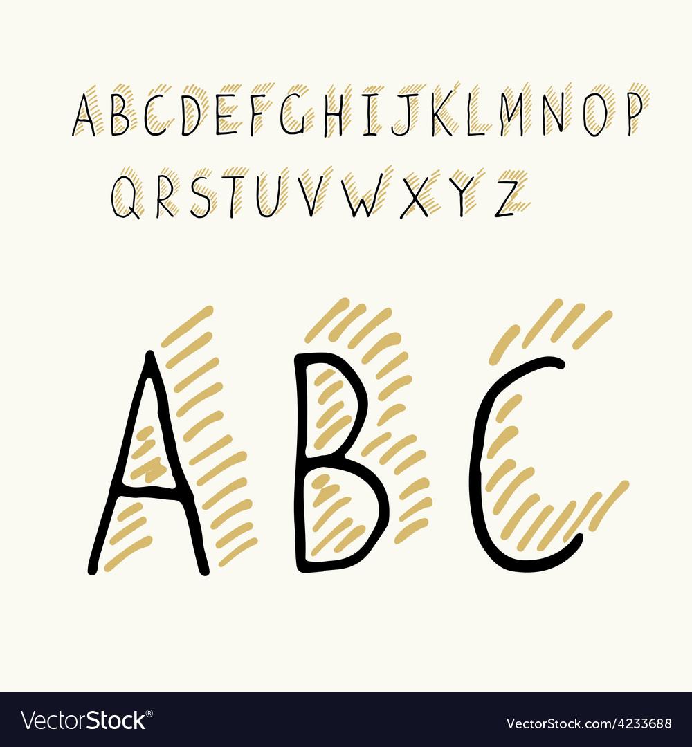 Thin alphabet shadow vector   Price: 1 Credit (USD $1)