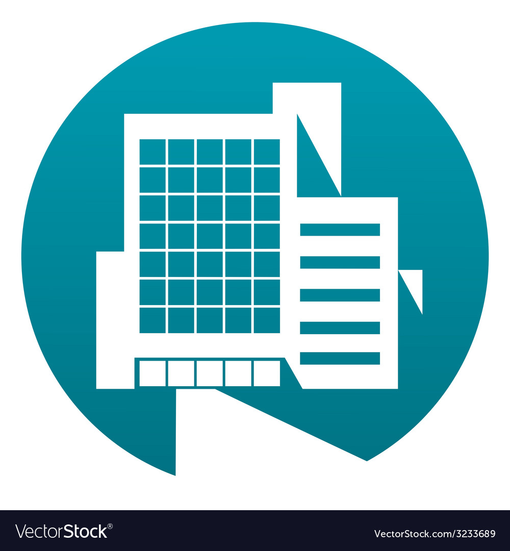 Offices building sign vector   Price: 1 Credit (USD $1)