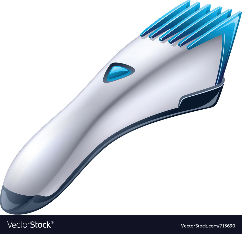 Barber machine vector | Price: 3 Credit (USD $3)