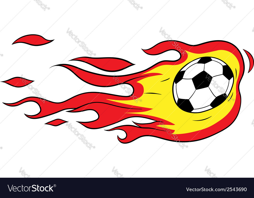 Fireball vector | Price: 1 Credit (USD $1)