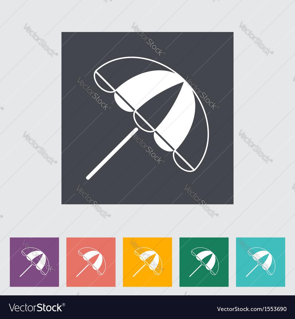 Parasol vector | Price: 1 Credit (USD $1)
