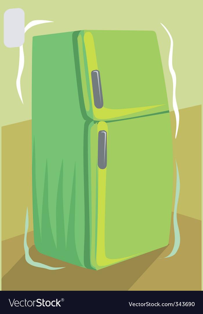 Refrigerator vector   Price: 1 Credit (USD $1)
