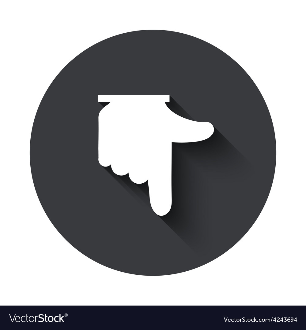 Modern gray circle icon vector | Price: 1 Credit (USD $1)