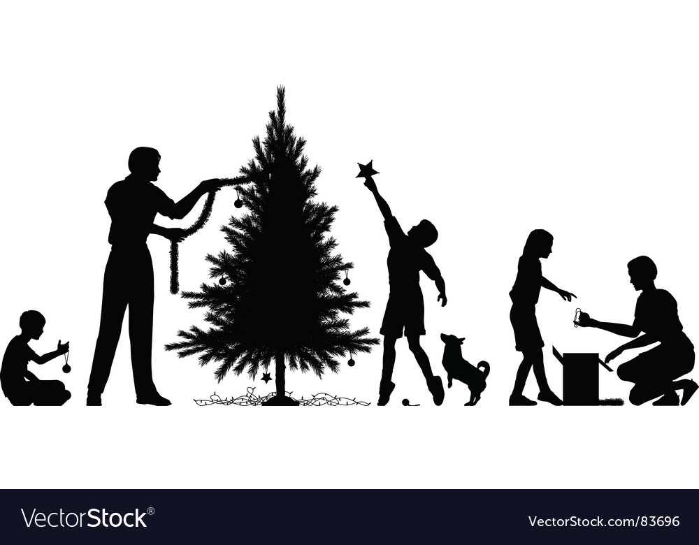 Christmas preparation vector | Price: 1 Credit (USD $1)