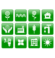 Earth conservation vector