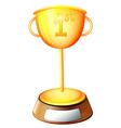 A trophy vector
