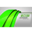 Krivky green vector
