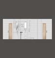 05 residential interior v vector