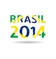Brasil 2014 vector