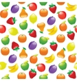 Fruit background seamless pattern vector