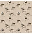 Biting mosquitoes vector