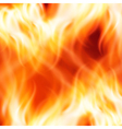 Abstract fire background vector