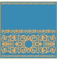 Swirl pattern background vector