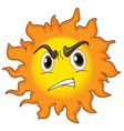 A sun vector