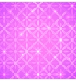 Pink abstract shining background vector
