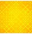 Yellow abstract shining background vector
