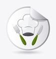 Cooking design vector