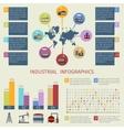 Energy infographics set vector