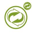 Reload refresh arrows loop simple single color vector