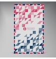 Flat ui banner color envelope vector