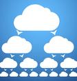 Cloudscheme vector
