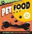 Pet food vector