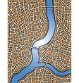City river vector