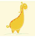 Abstract giraffe vector