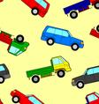 Car seamless wallpaper vector