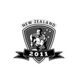 New zealand rugby player 2011 vector