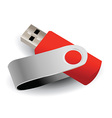 Usb stick vector