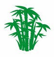 Images of bamboo clipart vector