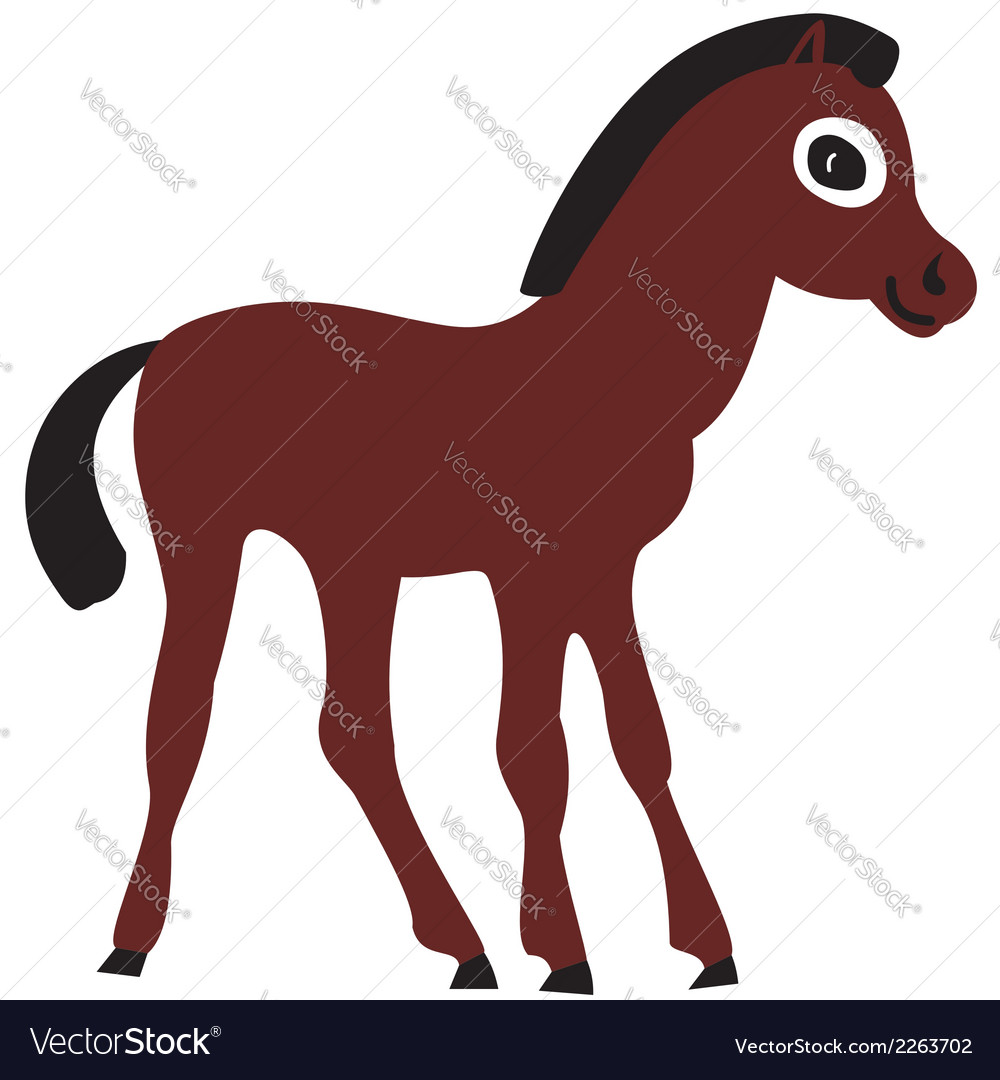 The foal vector | Price: 1 Credit (USD $1)