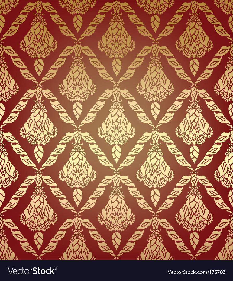 Ornament pattern vector | Price: 1 Credit (USD $1)