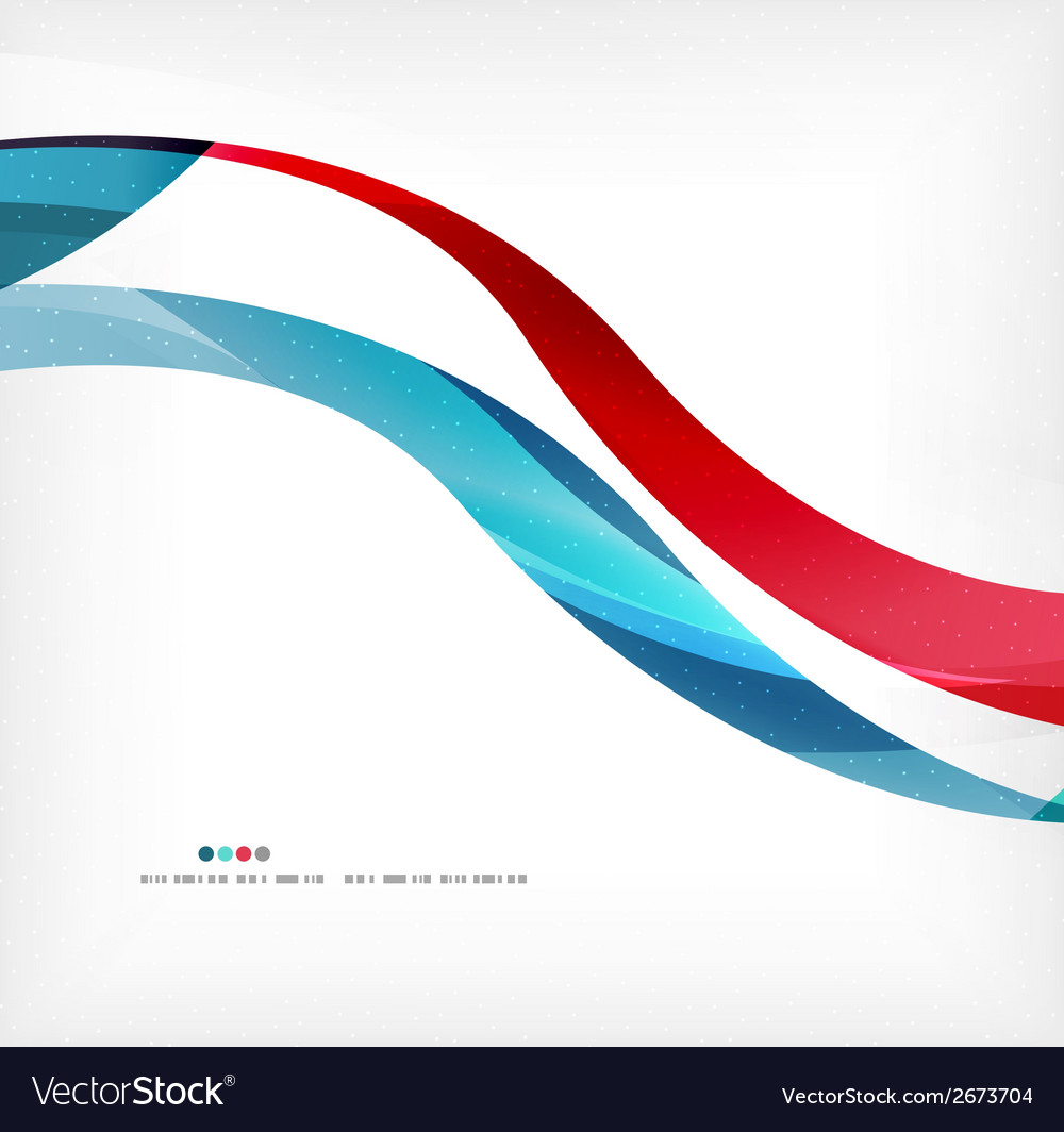 Business wave corporate background vector | Price: 1 Credit (USD $1)