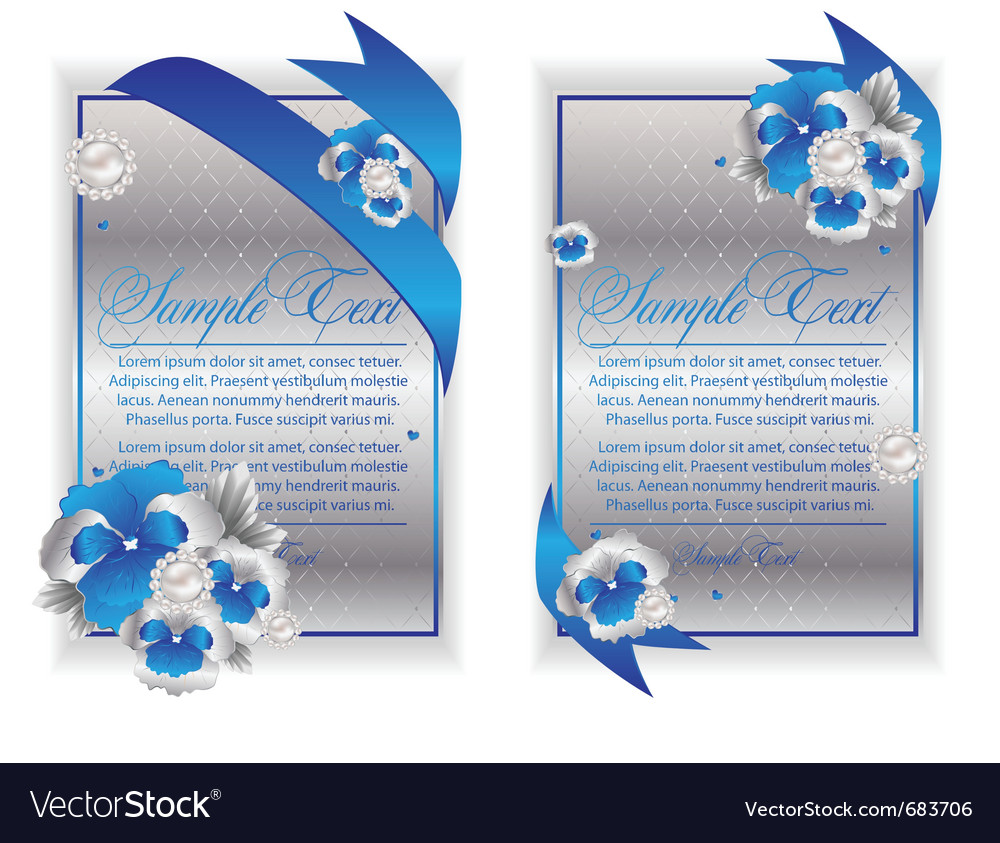 Banner cards vector | Price: 1 Credit (USD $1)