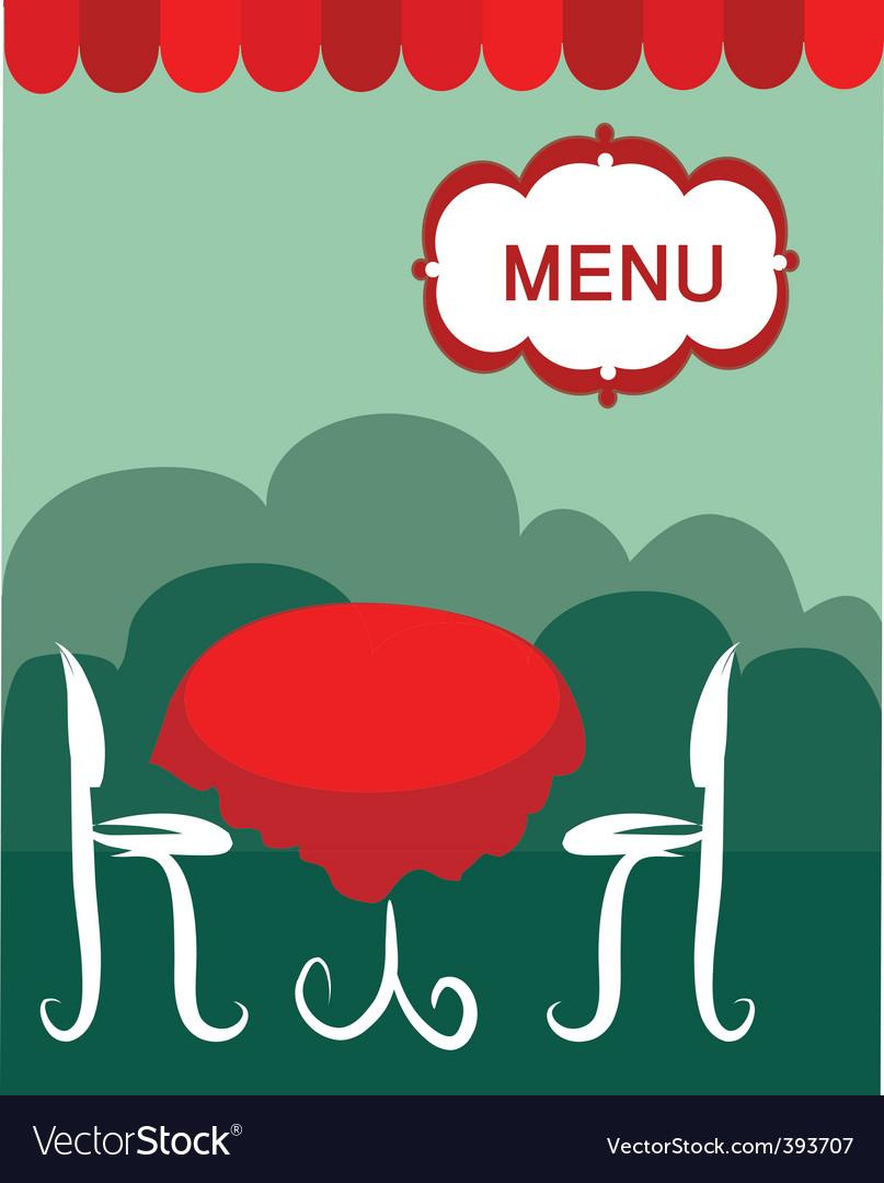 Cafe menu vector | Price: 1 Credit (USD $1)