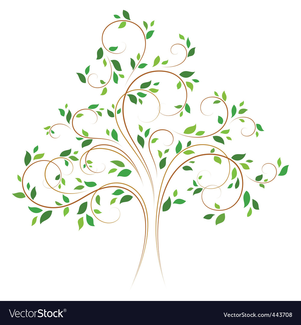 tree 4 vector | Price: 1 Credit (USD $1)