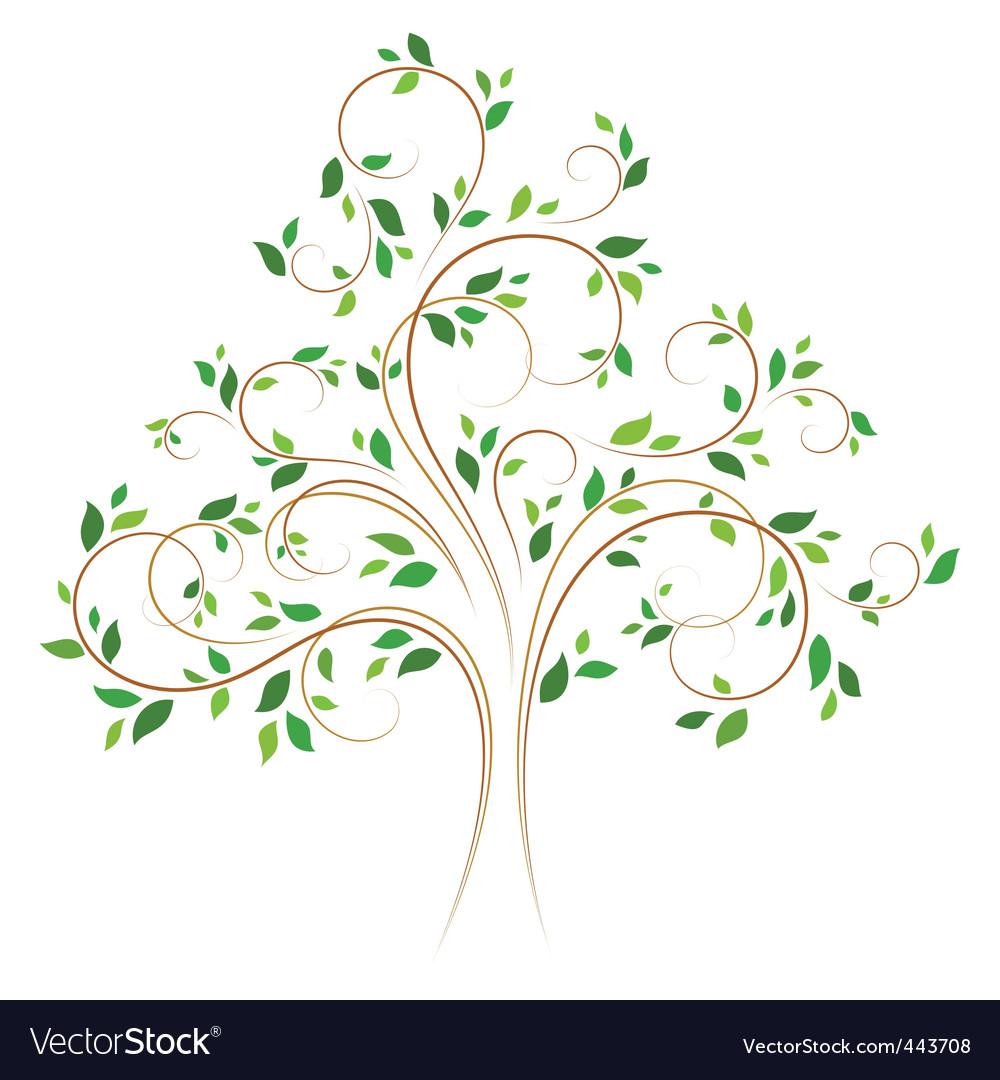 tree 4 vector | Price: 1 Credit (USD $1)
