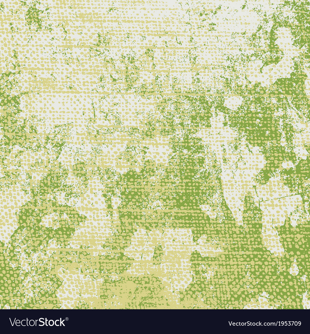 Green grungy texture vector | Price: 1 Credit (USD $1)